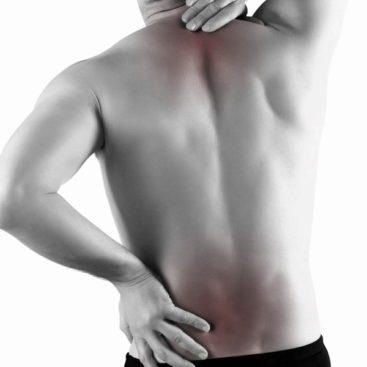 Lower and Upper Back Pain Miramar Fl